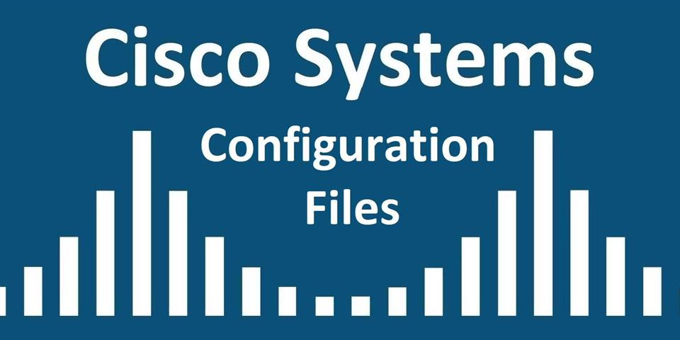 Cisco-Systems-Configuration-File