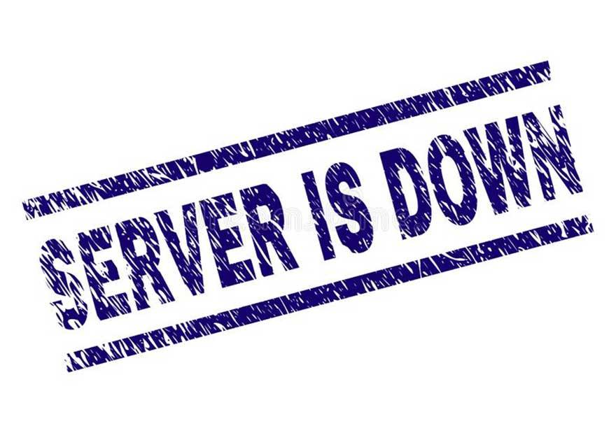 down server