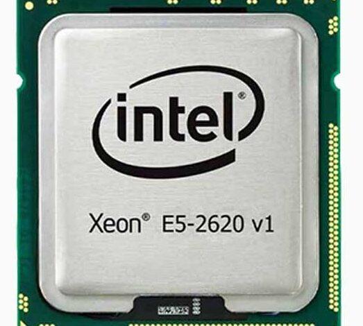 E5-2620-V1