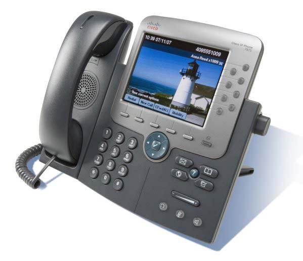 cisco ip phone configuration