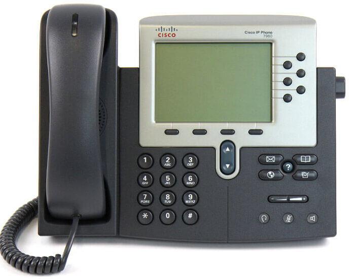 Cisco-7960G-IP-Phone