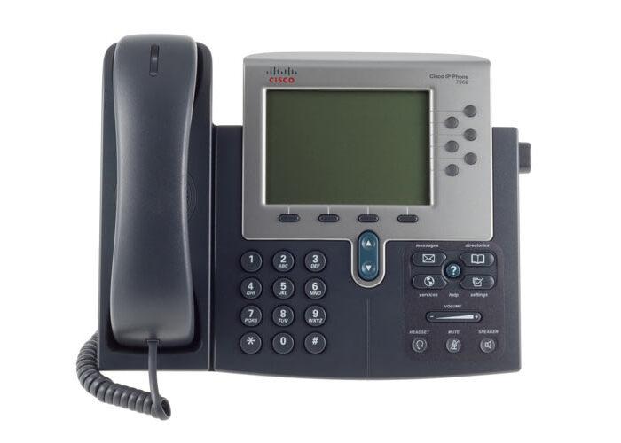 cisco ip phone configuration 7962