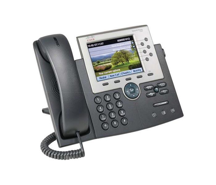پیکر بندی تلفن تحت شبکه 7965