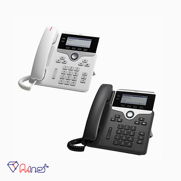 CP-7821-K9-تلفن تحت شبکه سیسکو
