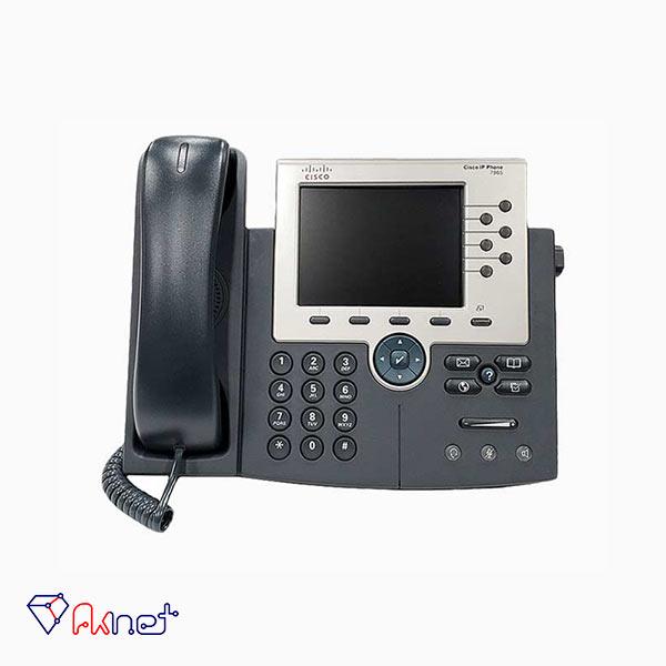 cisco-ip-phone-7965G-تلفن سیسکو
