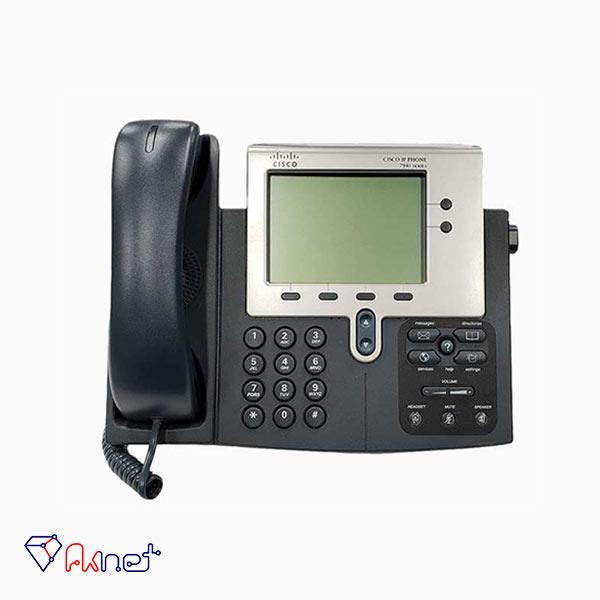 Cisco-IP-Phone-7941-تلفن تحت شبکه
