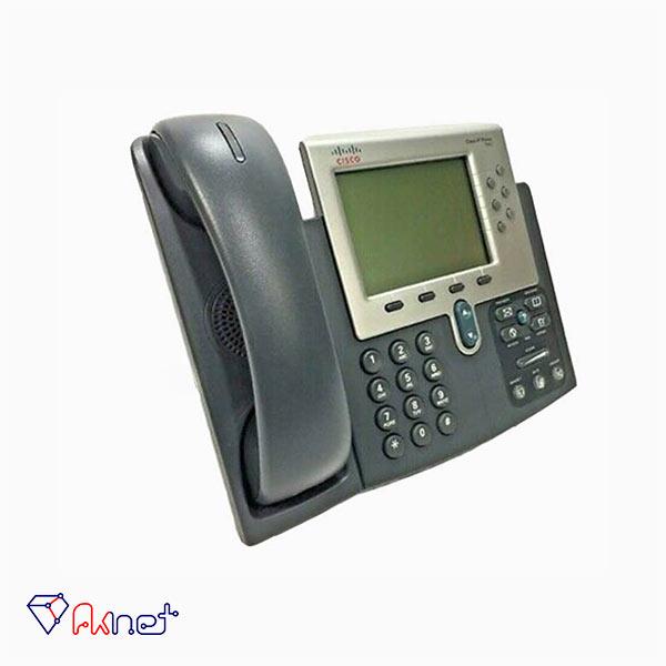 Cisco ip Phone 7962-تلفن تحت شبکه