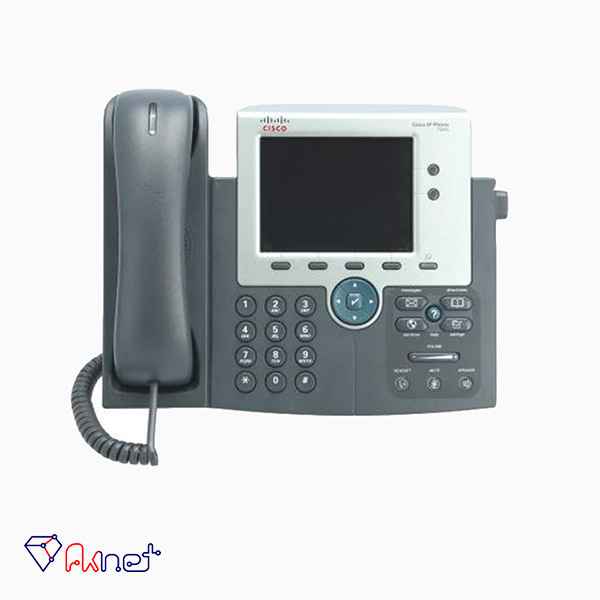 Cisco_IPPhone_7945-تلفن تحت شبکه