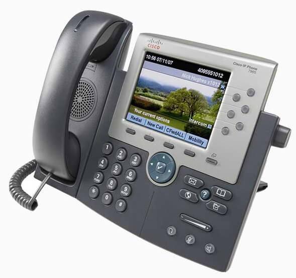 Cisco IP Phone 7965G