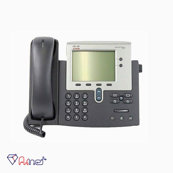 ciscoip phone 7942-تلفن تحت شبکه