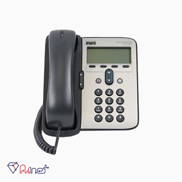 cisco-ip-phone-7912-تلفن سیسکو