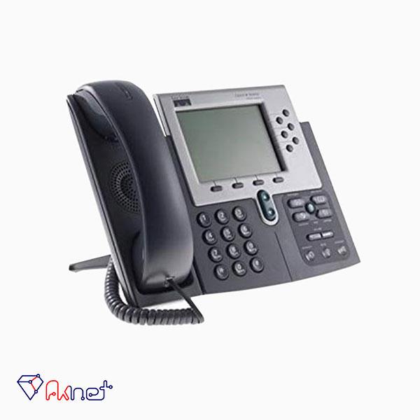 cisco-ip-phone-7960g-تلفن تحت شبکه