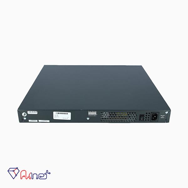 CISCO ROUTER 2801-ADSL2-M/K9