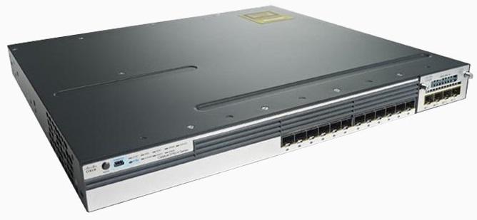 سوئیچ سیسکو WS-C3750X-12S-S