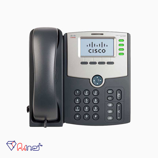 Cisco SPA 504 Ip Phone