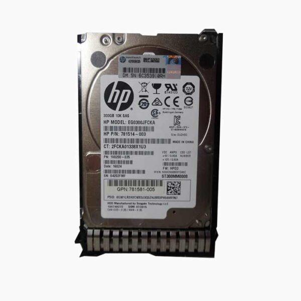 781514-003 HP 300Gb