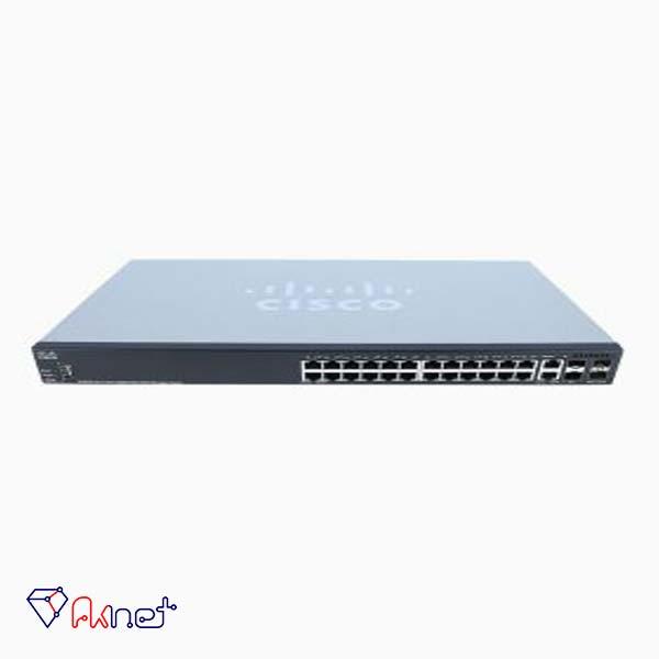 WS-Cisco SF250-24