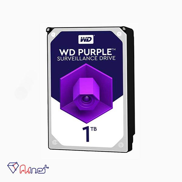 هارد وسترن دیجیتال WD10PURZ