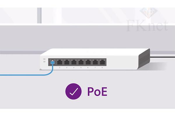 PoE-Device-سوئیچ PoE
