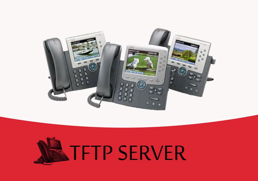 TFTP-SERVER-سرور TFTP
