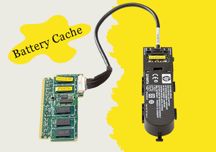 hp battery cache
