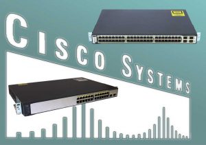 cisco switch 3750 series
