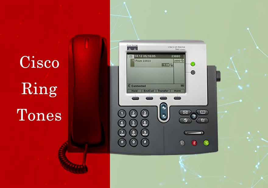 cisco ring tones