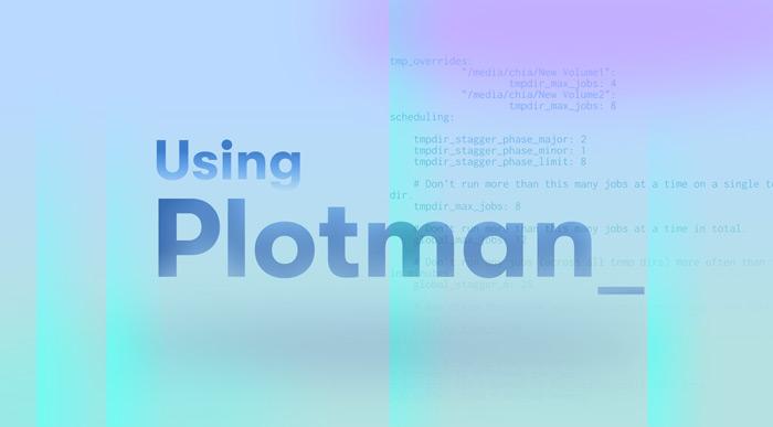 plotman-پلات من