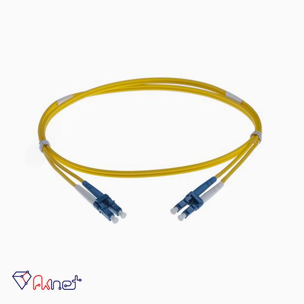 کابل فیبر نوری 2SC-2LC-LSZH