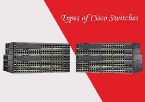 Types of Cisco Switches
