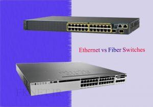 fiber vs ethernet switch