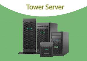 hp tower server